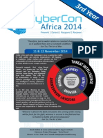 Cybercon 2014 Brochure Delegates