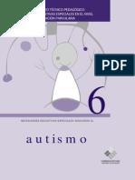 Guia de Trabajo - Personas Con Espectro Autista
