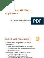 Building Java Ee Web Apps