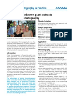 Appl Screening Unknown Plant Extracts