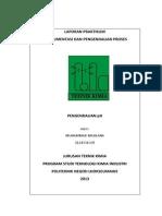 Laporan Pengendalian PH