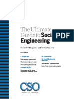 Social Engineering Ultimate Guide