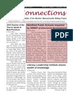 WMWP Fall Newsletter 2014