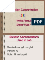 Solution Concentration Review20