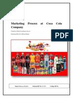 Marketing Process Assignment-Task 1