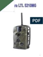 Manual Camara 5210MM & 6210MM Vodafone