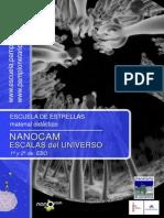 Nanocam - Escalas del Universo (Educación Secundaria - Escuela de estrellas - Pamplonetario)