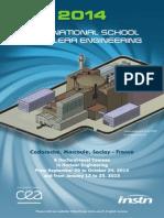 International School Nuclear Engineering Cea