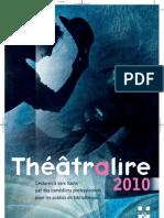 THEATREALIRE 2010 Catalogue