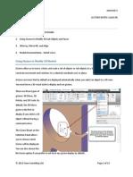 AutoCAD 3 - Lesson 8
