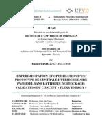 2iERapport de Thèse Daniel YamegueuNguewo2012