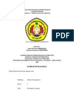 Modul 3 - Laporan Resmi Perulangan (for..., While..., Do...While...)