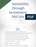 McCain Case Study