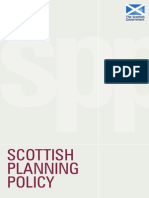 CD001 Scottish Planning Policy (February 2010)