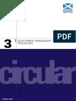 CD009 Circular 3.2013 - Development Management Procedures (December 2013)