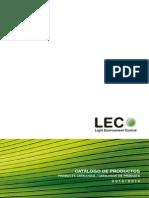 201401 Lec Catálogo 2014
