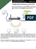 Manual Dlink 524 Configuração Internet PPPOE