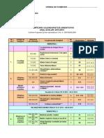 planificare clasa 6