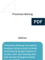 Presentasi Bokong