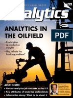 Analytics Marchapril 2014