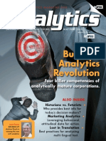 Analytics MAYJUNE 2013