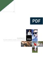 Pvh Annual Report 2011
