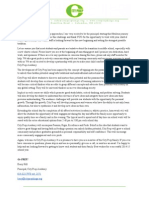 city prep - principal letter from kerry hill