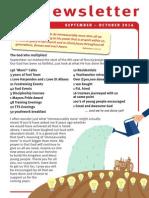 The 267 Newsletter Sept 2014