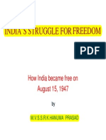 Independence Movement of India