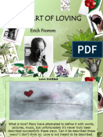FROMM the Theory of Love
