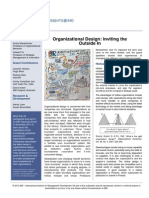 Case Study on Hollow Organisation