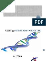 DNA DAN RNA, GEN, KROMOSOM