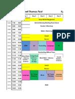 Final Schedule 2014-15