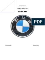 SWOT Analysis of BMW