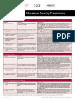 Principles for Info Sec