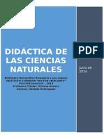 Final de Didac de Las Ciencias Naturales (Autoguardado)