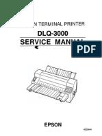 Epson DLQ-3000 Manual de Servicio