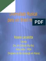 Diversidade Musical