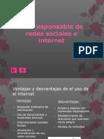 Uso Responsable de Redes Sociales e Internet