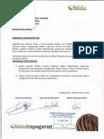 Rojas y Ochoa Informazio Eske. 2014-09-12