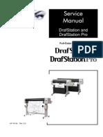 Mutoh Drafstation & Drafstation Pro Service Manual