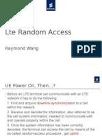 Random Access R