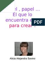 Papel , papel
