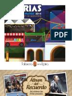 Programa Ferias San Mateo 2014 Talavera de la Reina
