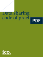 ICO Data Sharing Code