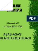 Perilaku Organisasi Edit