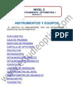 Modulo 2 Optometria 1 PDF