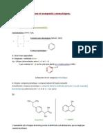 Chapitre 4 - Benzènes et composés aromatiques