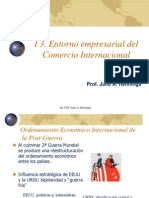 I 3. Entorno Empresarial a Nivel Mundial