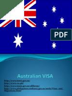 Australian Visa.ppt